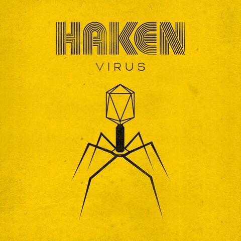 """HAKEN - Les détails du nouvel album Virus ; """"Prosthetic"""" Clip"""