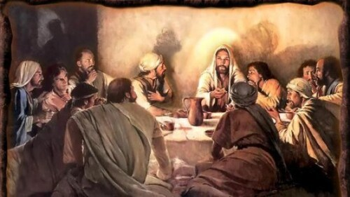 The Passover Meal, the Seder, and the Eucharist.