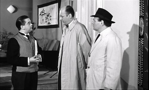 No temas a la ley, Le cave est piégé, Victor Merenda, 1963