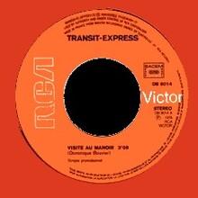 TRANSIT EXPRESS (1975-1977)