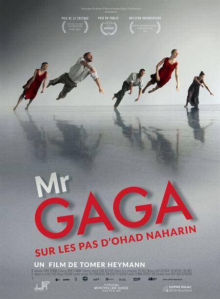 """Monsieur Gaga"" au cinéma ""Le Vagabond"""