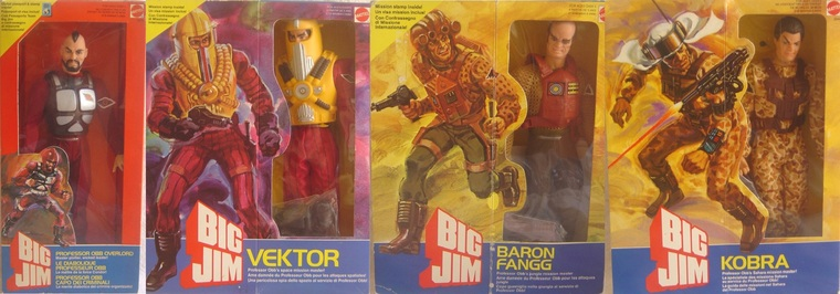 Big Jim, l'agent spécial !