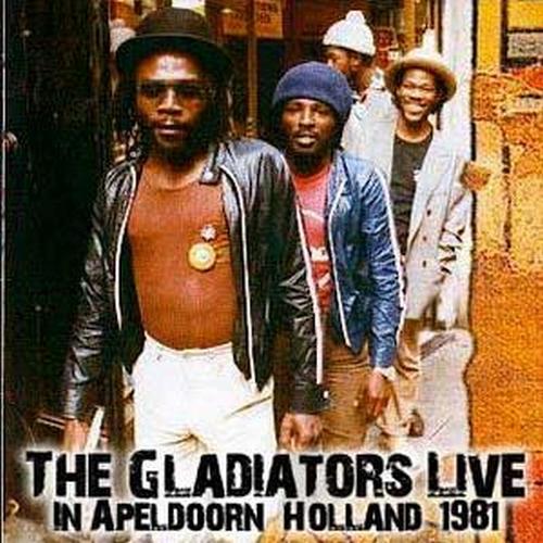 "The Gladiators : CD ""  Live In Apeldoorn, Holland "" Spliff Records [ FR ]"