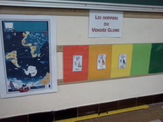 Projet Vendée Globe.
