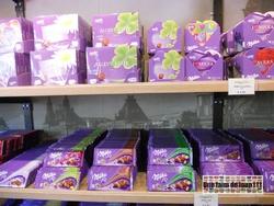 Souvenirs souvenirs . . . Boutique Milka Europa Park + achats Allemagne