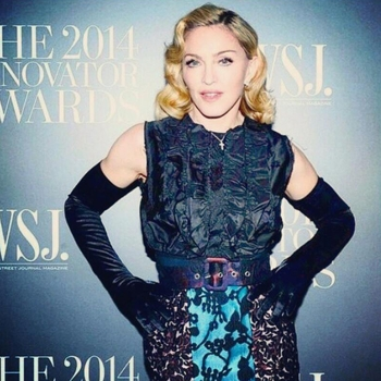 Madonna at The Innovator Awards 2014 - 2014 11 06