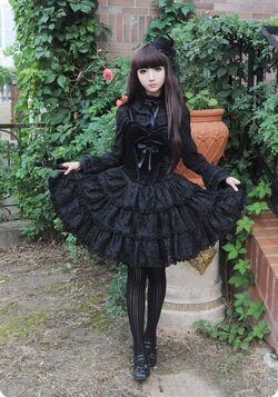 Les Different Style Lolita