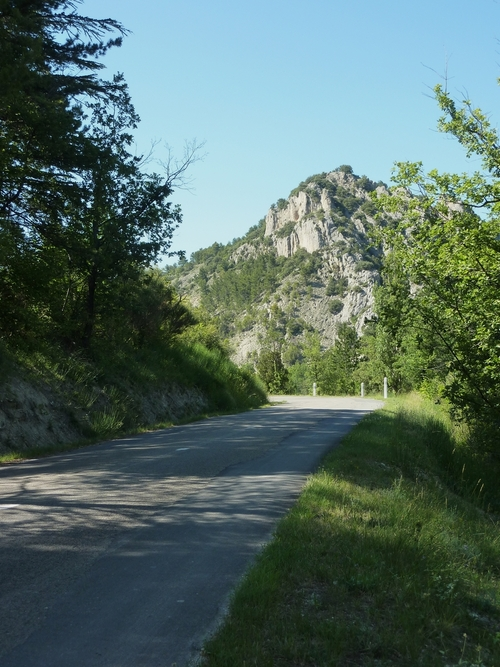 28 juin 2015 - La montagne de Bluys