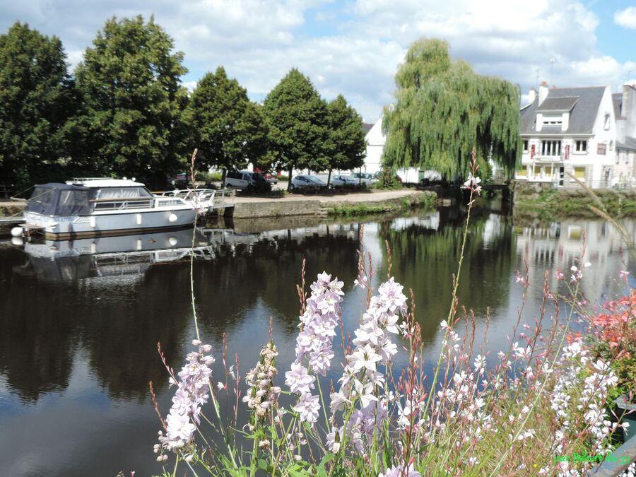 Pontivy dans la Morbihan (56) -2