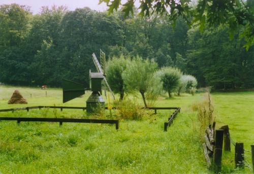 Voyage aux Pays-Bas, août 2005 (4) : Frise (Openluchtmuseum)
