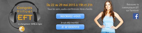 Congrès Virtuel EFT 2015