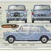 Vanden Plas 1100 1963-68