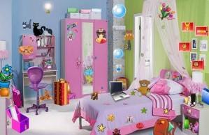 Girls room - Hidden objects