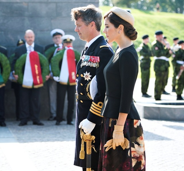 Frederik et Mary