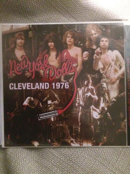 Le Choix des Lecteurs # 174: New York Dolls - Cleveland - 7 juin 1976
