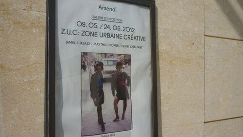 Zone urbaine créative