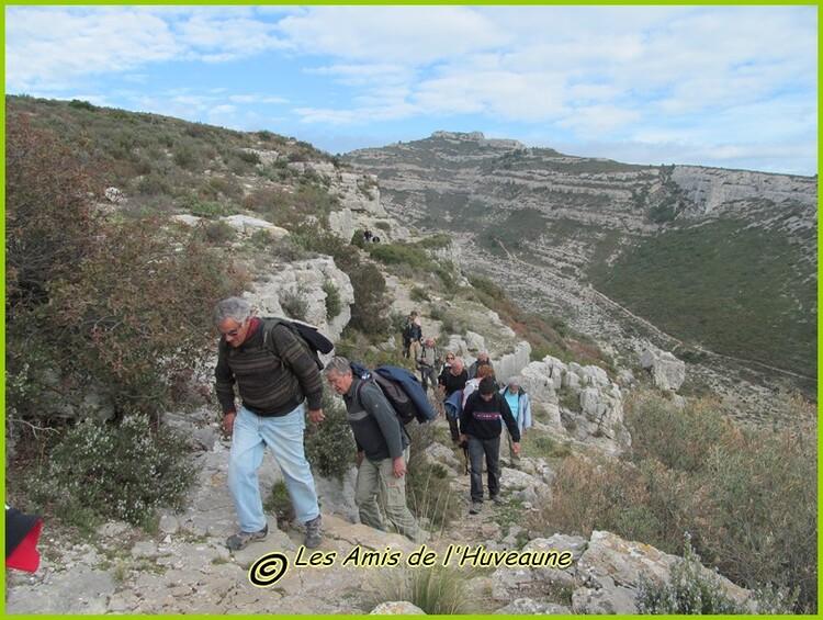 Garlaban, la grotte du berger