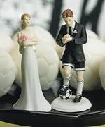Mariage ou foot?