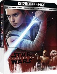 [Test 4K Ultra HD] Star Wars, épisode VIII : Les Derniers Jedi