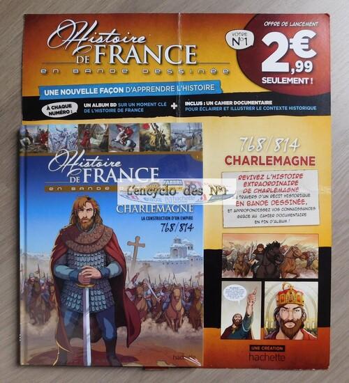 N° 1 Histoire de France en bande dessinée - Test