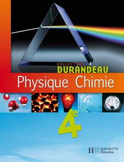 Manuel Physique - Chimie 4 ème 2016/2017