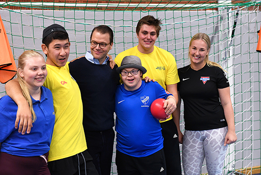 Special Olympics School Day