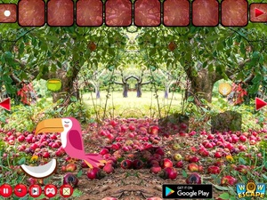 Jouer à Escape game apple forest
