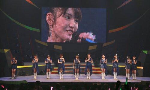 Annonce de la graduation de Michishige Sayumi!