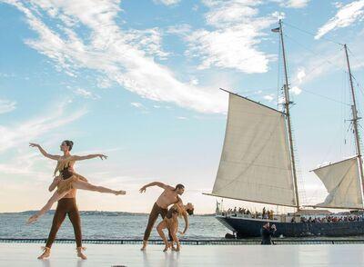 dance ballet festival ballet fire island