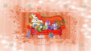 Fonds D'écrans Noël