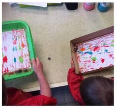 Quelques activités artistiques en maternelle