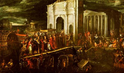 Séjour enchanté à Venise du roi...