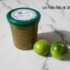 confiture tomates vertes et vanille  au tmix