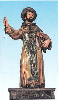 Saint Léonard de Noblat, Ermite en Limousin (6ème s.)