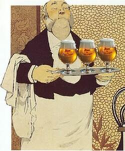 - Une bonne bière ?