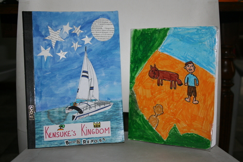 BOOK REPORTS - Kensuke's Kingdom by M.Morpurgo
