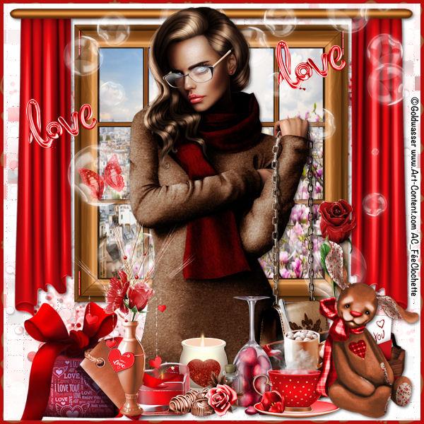 I love Valentine