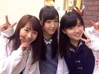 """Events pour Egao no Kimi wa Taiyou sa / Kimi no Kawari wa Iyashinai /What is LOVE?"""" ()"""