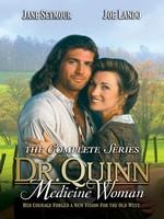 Docteur Quinn, femme médecin affiche