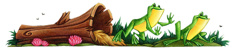 Animations flash  *grenouille*