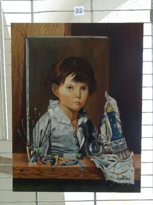 """Les magnifiques """"trompe-l'oeil"""" de Jean-Pierre Loget..."""