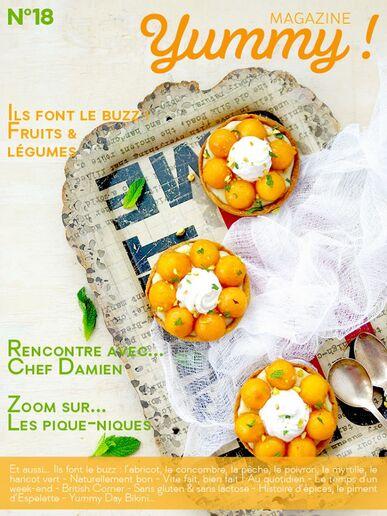 Yummy Magazine N° 18