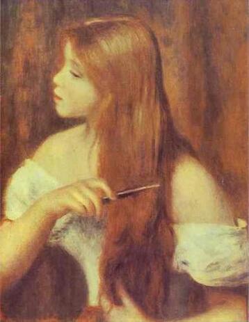 La chevelure des femmes