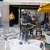 Lisbonne - Un consommateur particulier