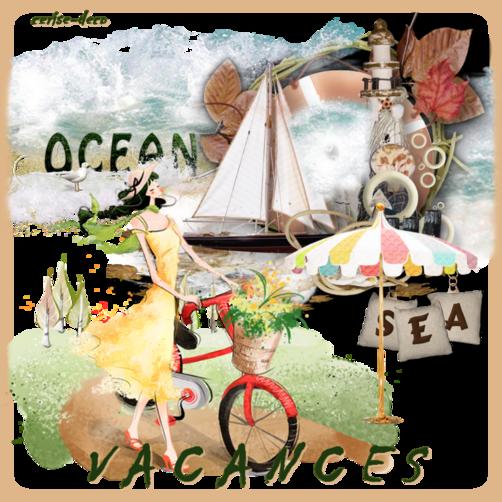 vacances - holidays