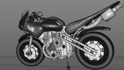 -moto Aeron Maquelpablo G117