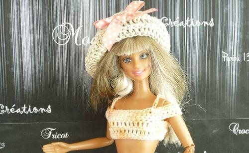 """Barbie en modèle """"Yachting Party"""""""