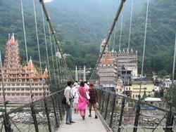 Vers les sources du Gange ! (déc 91). Haridwar-Devprayag.