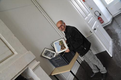 """BD / DLB   """"...les images arrivent au Château de LA LOUPE !!!! """""""