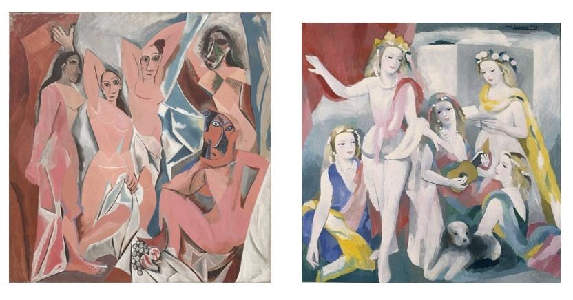 Picasso-Laurencin
